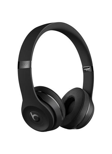 Beats Beats Solo3 Mat Siyah Bluetooth Kulak Üstü Kulaklık Bt.Mx432Ee.A Siyah